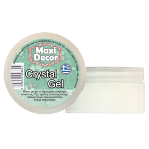 crystal gel 100ml-Maxi Decor-gtatarakis.com