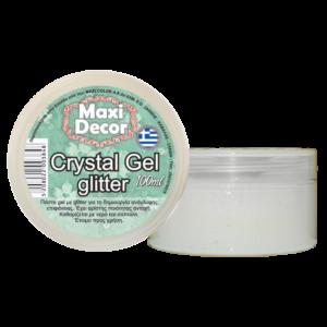 crystal gel glitter-Maxi Decor-gtatarakis.com