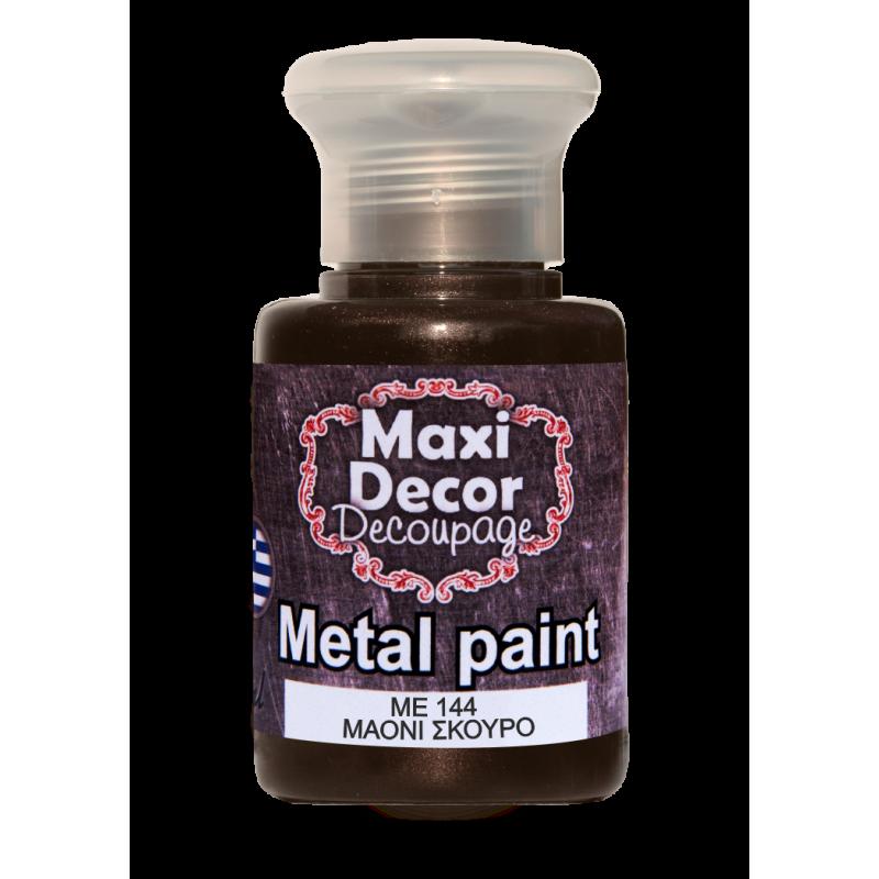 metalic paint mahon închis me144