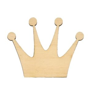 Wooden decorations coroană 24131