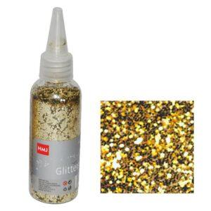 Glitter 27775-18 auriu 40gr