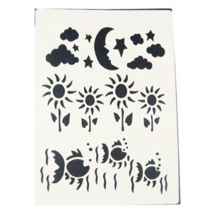 stencil 35018