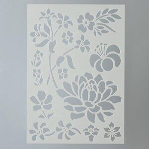 Sablon-Stencil Flori Efco 22798 A5