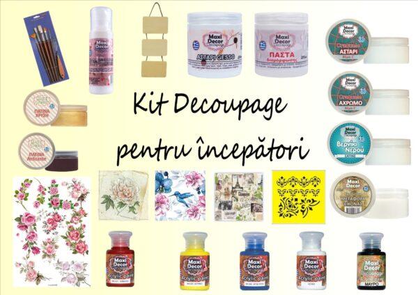 kit decoupage
